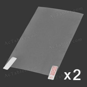 7 Inch Screen Protector for Sanei N79 (Ampe A78) Dual Core 3G Qualcomm MSM8625 Tablet PC