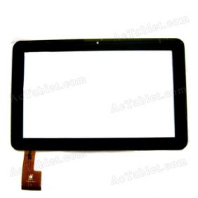 Replacement Touch Screen for Sanei N91 (Ampe A96) Elite AllWinner A13 Tablet PC 9 Inch