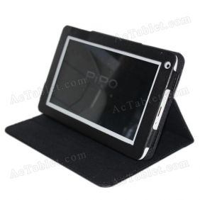 Leather Case Cover for PiPo Smart S1/S1s RK3066 Dual Core Tablet PC 7 Inch