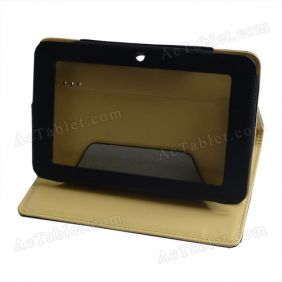 Leather Case Cover for PiPo Smart S3 RK3066 Dual Core Tablet PC 7 Inch