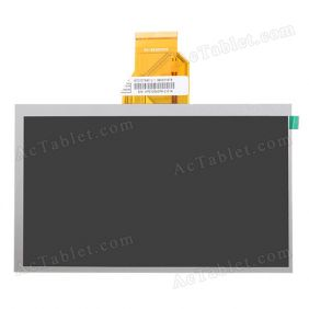Replacement LCD Screen for PiPo Smart S1 RK3066 Dual Core Tablet PC 7 Inch