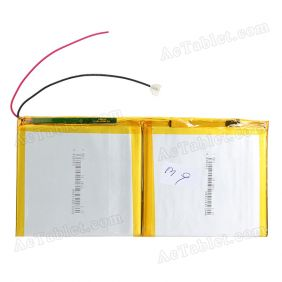 Replacement 7800mAh Battery for PiPo Max M9 RK3188 Quad Core Tablet PC
