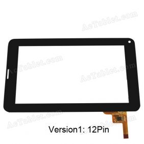 Ployer MOMO9P A13 Tablet PC Touch Screen Panel Digitizer Glass Replacement 7 Inch