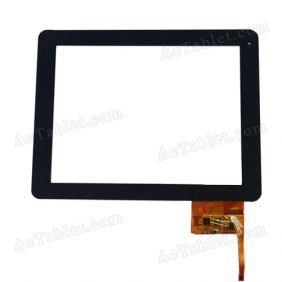 Ployer MOMO11 II RK3066 Dual Core Tablet PC Touch Screen Panel Digitizer Glass Replacement 9.7 Inch