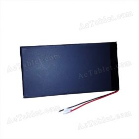 Replacement 4000mAh Battery for Freelander PD50/PD60 AllWinner A13 MID Android Tablet PC