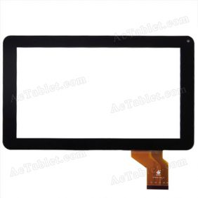 DH-0901A1-FPC02-02 Digitizer Glass Touch Screen Panel for 9 Inch MID Android Tablet PC