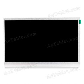 Replacement LCD Screen for FlyTouch 9 SuperPad IX Amlogic Dual Core Tablet PC