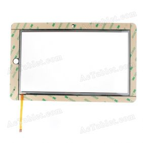 Replacement Touch Screen for Minigadget MG-Ten 10 10.1 Inch A10 Tablet PC