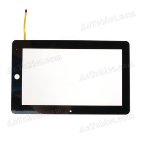 Replacement Touch for ZeniThink Z102 ZTPad ZT-280 ZePad Tablet PC