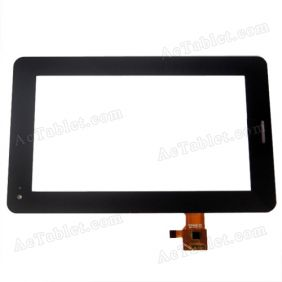 Replacement Touch Screen for Aoson M722G AllWinner A13 Tablet PC 7 Inch