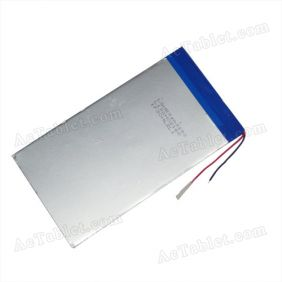 Replacement Battery for Sanei N10 (Ampe A10) Quad Core 3G Qualcomm MSM8625Q Tablet PC
