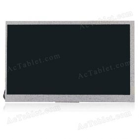 Replacement LCD Screen for AOSD Q88S Q88 ATM7021 Dual Core 7 Inch MID Tablet PC