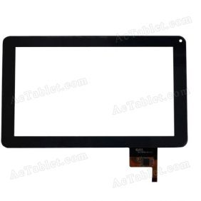300-N3849B-AOO-V1.0 Digitizer Glass Touch Screen Replacement for 9 Inch MID Tablet PC