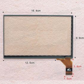 Touch Screen Digitizer Replacement for 7 Inch ICOO D50 Deluxe Allwinner A10 Tablet PC