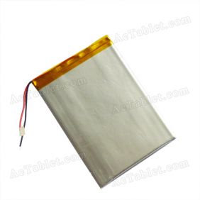Replacement 5000mAh Battery for PiPo Smart S2 RK3066 Dual Core Tablet PC