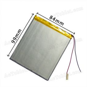Replacement 4000mAh Battery for Cube U9GT4 RK3066 Tablet PC