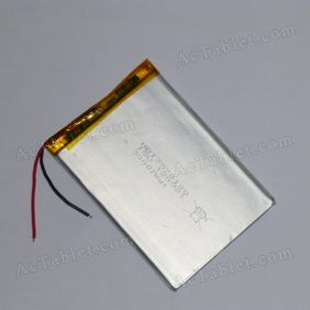 Universal Replacement 3000mah Battery for 7 Inch Gemei Android Tablet PC 3.7V DC 5V