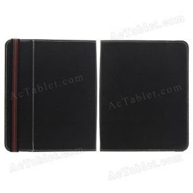 10.1 Inch Leather Case Cover for Gemei K10 Dual Core Tablet PC
