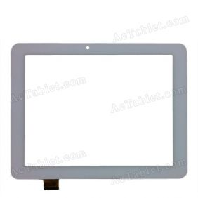 Replacement Touch Screen for FNF ifive MX Dual Core RK3066 Tablet PC 8 Inch