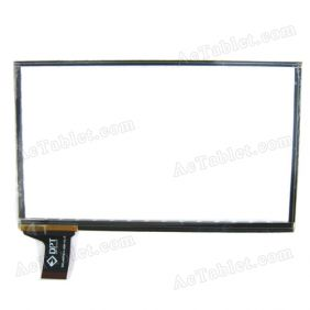 Digitizer Touch Screen for Newsmy Newpad T3 Tablet PC 7 Inch 300-N3731A-A00