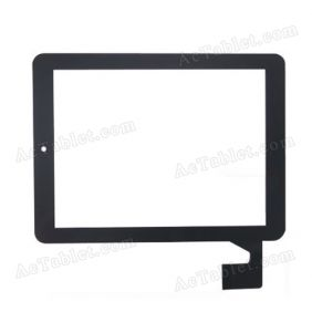 Touch Screen Panel for Nextway F8X Quad Core AT7029 Tablet PC 8 Inch Replacement