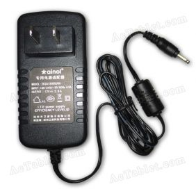 12V 2A Power Supply Adapter Charger for Ainol Novo 10 Hero Tablet PC