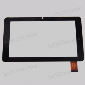 MT70253-V0 Digitizer Glass Touch Screen for 7 inch Android Tablet PC