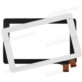 Replacement Touch Screen for Aoson M723 Quad Core ATM7029 Tablet PC 7 Inch