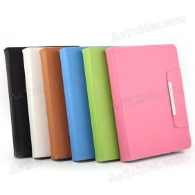 7.9 Inch Leather Case Cover Stand for Sanei N800 G785 Tablet PC