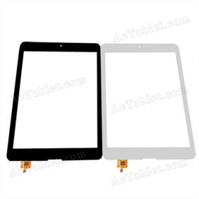 DY-F-07042-V2 Digitizer Touch Screen for Modecom FreeTAB 1001 A31s Tablet PC 7.9 7.85 Inch