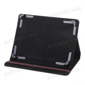 Leather Case Cover for Cube U9GT3 RK3066 Dual Core Tablet PC 8 Inch