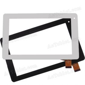 FPC-TP070127(86H)-00 KDX Digitizer Glass Touch Screen for 7 Inch Phone Tablet PC Replacement