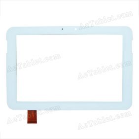 Replacement Touch Screen Panel for FNF ifive X2 Quad Core RK3188 Tablet PC 8.9 Inch