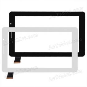 Digitizer Glass Touch Screen for JXD P1000s 7 Inch MTK Phone Tablet PC Replacement JGD-TP100