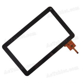 MF-187-101F-7 Digitizer Glass Touch Screen for 10.1 Inch Android Tablet PC