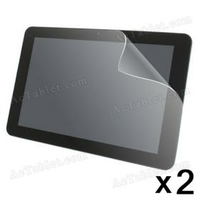 Screen Protector Film for 9 Inch Infotmic iMAPx820 Dual Core Android Tablet PC