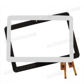 Digitizer Touch Screen Panel for Soxi X11 Soulycin S11 Allwinner A31 Quad Core Tablet PC 10.1 Inch