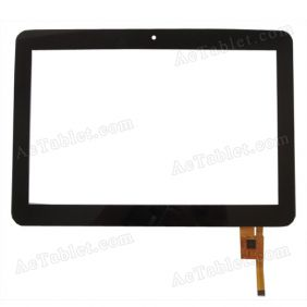 TOPSUN_F0024_A1 Digitizer Glass Touch Screen for 10.1 Inch Android Tablet PC