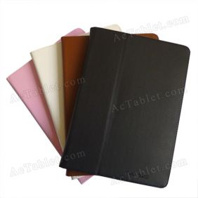 Original Leather Case Cover for Lenovo IdeaTab S6000 3G/ S6000 WIFI Tablet PC + Screen Protector