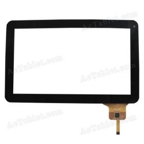 CZY6113A1-FPC Digitizer Glass Touch Screen for 10.1 Inch Android Tablet PC