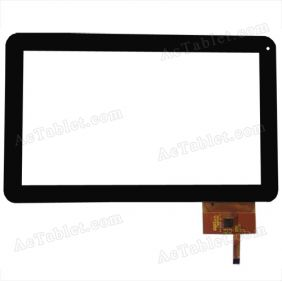 DPT 300-N3765A-C00 Digitizer Glass Touch Screen for 10.1 Inch Android Tablet PC