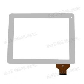 Touch Screen Replacement for Cube U9GT5 U9GTV RK3188 Quad Core Tablet PC 9.7 Inch