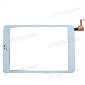 Replacement Touch Screen for Cube Talk79 U55GT MTK8389 Quad Core Tablet PC 7.9 Inch