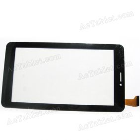 CZY6631A01-FPC Digitizer Glass Touch Screen Panel Replacement for 7 Inch Tablet PC