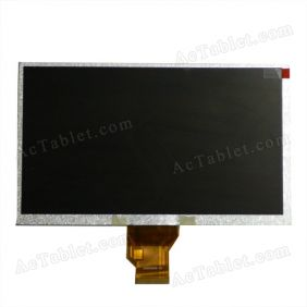 Replacement LCD Display Screen for Storex eZee\'Tab 905 9 Inch Tablet PC