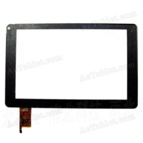 Digitizer Glass Touch Screen for Ramos W28 Dual Core Amlogic 8726-MX Tablet PC 7 Inch Replacement