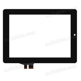 Digitizer Glass Touch Screen for Ainol Novo 8 Dream Tablet PC Replacement 8 Inch