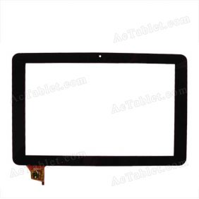 Replacement Touch Screen Panel for Ployer MOMO12 Tablet PC 10.1 Inch