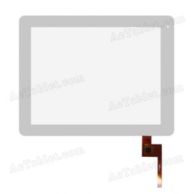 Replacement Touch Screen Panel for Newpad Newsmy M99 ATM7029 Quad Core 9.7 Inch Tablet PC