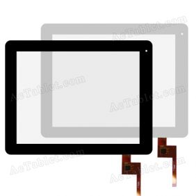 TOPSUN_E0011_A3 Digitizer Glass Touch Screen Panel for 9.7 Inch Tablet PC Replacement
